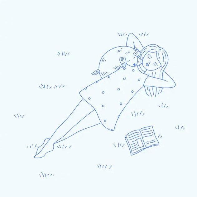 睡前發朋友圈的晚安心語文字帶圖,經典至極