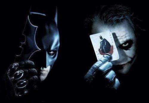《蝙蝠俠:黑暗騎士》中的小丑贏了嗎?